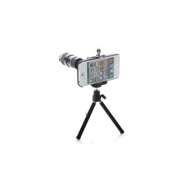 8X Optical Zoom Telephoto Lens for iPhone 4/4S