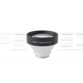 5X Super Telephoto Lens w/ Round Clip for Cellphones and Digital Cameras